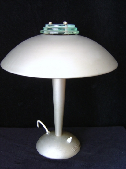 Berrys' Art Deco Desk Light