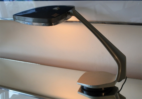 FASE Adjustable Angle Desk light (grey)