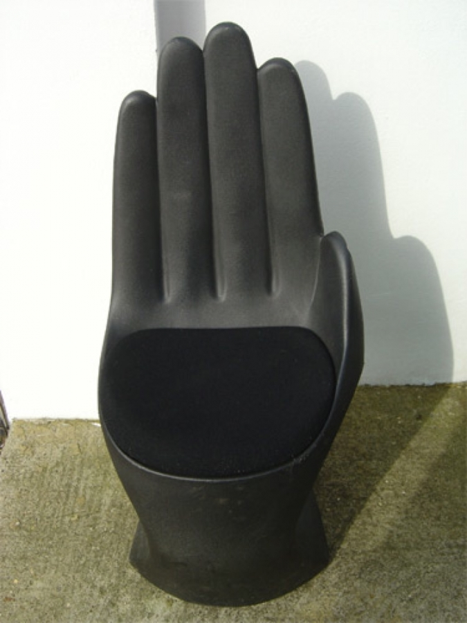 Superieur Palm Chair